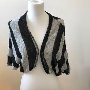 Accessories - Striped shawl. One size